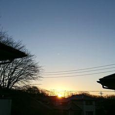 明けましておめでとうございます  #初日の出 #御来光 #みんなのIT #おはよう #ohayo #群馬県 #高崎市 システムコンサルタント #gunma #takasaki