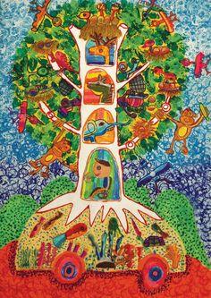 tree of LIFE  (Barne)