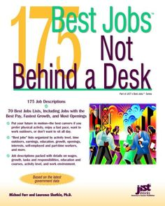 175 Best Jobs Not Behind a Desk « LibraryUserGroup.com – The Library of Library User Group