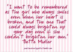 love Bette