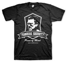 Sobchak Security T-Shirt (Black)