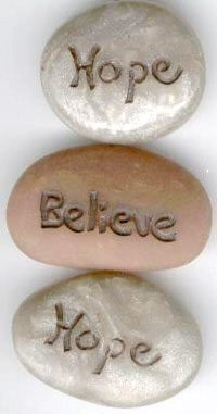 Make polymer clay stamps