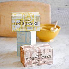 LP // Williams-Sonoma Pound Cake Mixes