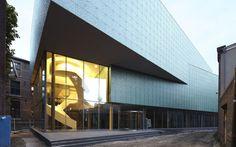 BiermanHenket architecten   Museumkwartier 's-Hertogenbosch: Voorgevel SM's