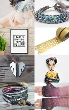 Beautiful Things by Tiffany Tertipes on Etsy--Pinned with TreasuryPin.com