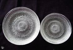 Wirkkala Solaris ruoka- ja leipälautaset 6+6 kpl Serving Bowls, Decorative Plates, Retro, Tableware, Vintage, Home Decor, Eggs, Dinnerware, Decoration Home