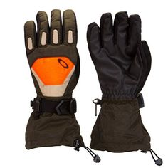 Oakley Recon Mens Gloves – Large/Herb