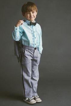 Trendy Tuxedo pdf sewing pattern by Blank Slate Patterns