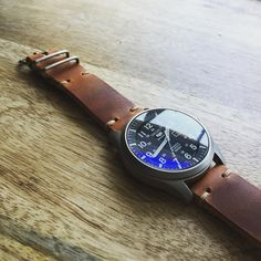 [Seiko] Domed sapphire crystal upgrade onn a Seiko SNZG15
