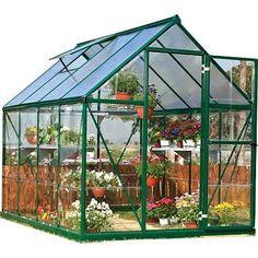 Hybrid Greenhouse Series – World of Greenhouses
