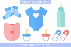 download baby photo props