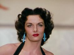 """Jane Russell's """"Ain't There Anyone Here For Love"""" in Gentlemen Prefer Blondes = cinematic gold."""