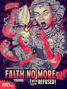 Faith No More - Zombie Yeti - 2015 ----
