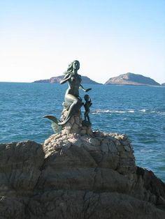 mermaid over malta.