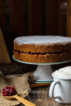 Vanilla Cake, Low Carb, Bakery, Sugar, Brownies, Sweets, Ideas, Tasty, Meals