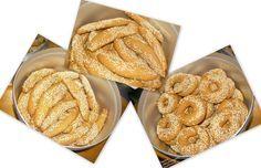 Τα λαδερά κουλουράκια είναι από τα πιο αγαπημένα βουτήματα σε όλη την Ελλάδα. Είναι νόστιμα, υγιεινά, διατηρούνται για εβδομάδες και συνοδεύουν το πρωινό και το απογευματινό μας καφεδάκι αλλ… Snack Recipes, Cooking Recipes, Snacks, Greek Sweets, Greek Cooking, Red Velvet, Donuts, Biscuits, French Toast