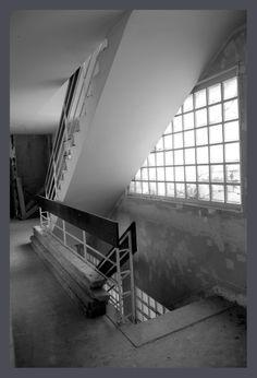 Stairs, Paris, 2012