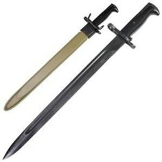 WWII bayonet replica