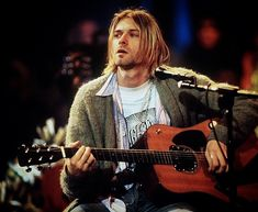 How is this album 25 years old! Such a timeless performance absolutely love this acoustic session great talent taken far too young Mtv Unplugged, 25 Years Old, Kurt Cobain, Nirvana, Acoustic, Travel Photos, Album, Concert, Inspiration