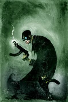 Singularity 7 - Ben Templesmith