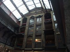 Love Letter from London: Victorian Warehouse Exploration