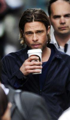 Brad Pitt | drink
