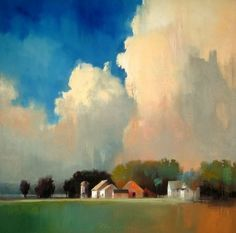 Painting landscape abstract sky Ideas for 2019 Watercolor Landscape, Landscape Art, Landscape Paintings, Art Paintings, Portrait Paintings, Watercolor Artists, Indian Paintings, Abstract Paintings, Contemporary Paintings