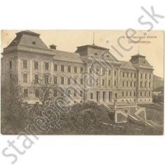 pohľadnica Banská Štiavnica, Selmeczbánya