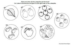 Playgroup: The Very Hungry Caterpillar Activities