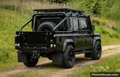 """Classic """"RICH BRIT"""" EDITION – LAND ROVER DEFENDER 110 X... for sale - Classic & Sports Car (Ref Staffordshire)"""