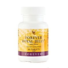 Natural royal jelly is an extremely nutritious and a biochemically complex honey bee secretion. Islamic Society, Royal Jelly, Forever Living Products, Vitamins, Bee, Nutrition, Health, Honey, Gluten Free