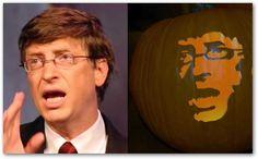 How to turn photos into pumpkin stencils