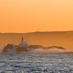 Isla de Mouro. Fotografía de Sergio Marcos. #Santander #Cantabria