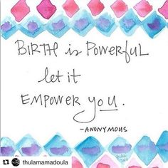 This 🙌 💕💕 #Repost @thulamamadoula (@get_repost) ・・・ Birth is a great unknown and ALL mothers deserve informed support through all the twists and turns.  The biggest lesson I have learned (through my pregnancy, labour and motherhood journey) is that you can never have too much support and you can never have too much love. I provide families with the kind of informed, nonjudgmental, loving support that will lead them on an empowered parenting journey.  There are so many ways to birth and so…