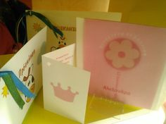 Christening and birthday Invitations for boys and girls!