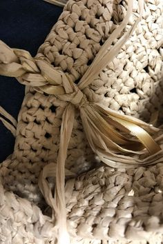 夏までに編みたい!円形編みで作る、かぎ針バックのつくりかた!その②  