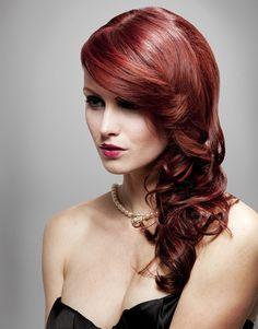 So Beautiful Long Red Hair 2015