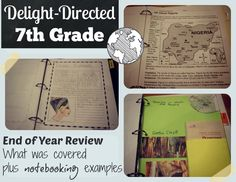 Delight Directed 7th Grade: End of Year Review - What exactly did my #unschooler learn in a year? #ihsnet #homeschool