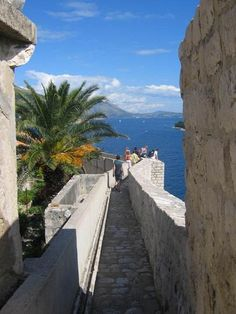 Historic Centre of Dubrovnic, Croatia