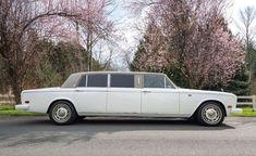 Rolls Royce Limousine, Rolls Royce Silver Shadow, Rolls Royce Limo
