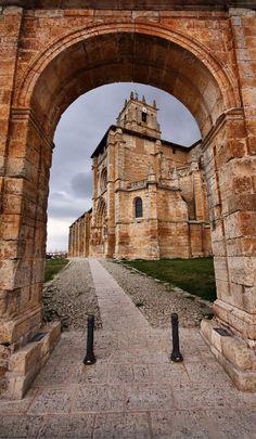 Sasamón, Burgos, Spain