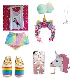 """""""My Unicorn sis goals"""" by elenaanais on Polyvore featuring art"""