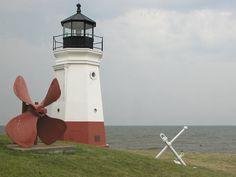 Vermilion, Ohio lighthouse