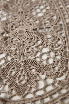 Lacy Cutwork Placemats