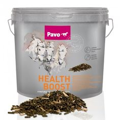 Pavo HEALTHBOOST 10kg Compost, Health, Immune System, Health Care, Composters, Salud