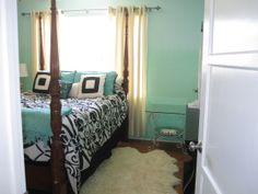 Bedroom Update: Ombre Walls! |