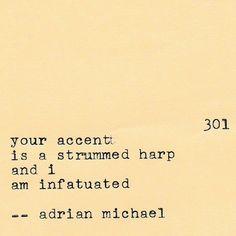 Blinking Cursor Series No. 301 #adrianmichael #typewriter #poetry