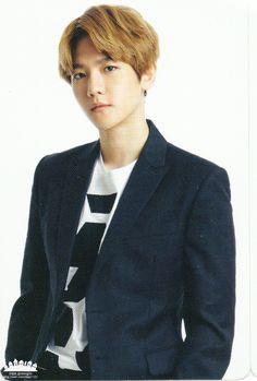 Baekhyun - 160321 Exoplanet #2 - The EXO'luXion [dot] merchandise - [SCAN][HQ]Credit: 2bling10.