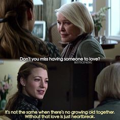 The Age of Adaline.