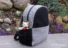 toddler backpack - gathered side pocket   Flickr - Photo Sharing!